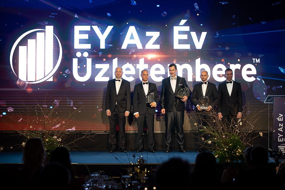年度企业家奖